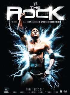 The Rock: Most Electrifying Man In Sports Entertainment DVD - 3 Discs - £7.00 @ Tesco