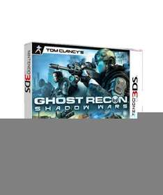 Ghost Recon Shadow Wars 3DS £24.85 ShopTo.Net