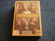 The Sims: Medieval - Limited Edition (PC & Mac) PLAY £12.99 Delivered ONE DAY ONLY!!!