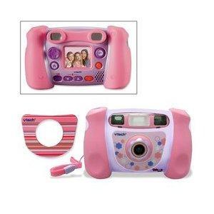 Vtech Kidizoom Plus Multimedia Digital Camera PINK £29.99 @ Amazon