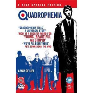 Quadrophenia: Special Edition (2 Discs) DVD - £3.99 at Play