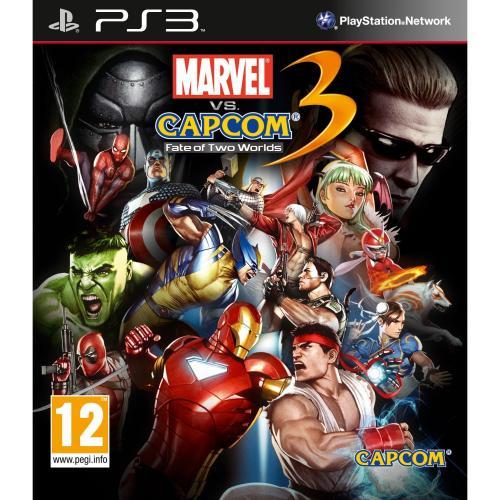 Marvel Vs Capcom 3 PS3 -£17.99 Play.Com