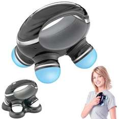 HoMedics Rechargeable QUAD™ Massager £3.55 delivered @ DEALTASTIC