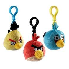 Angry Bird Backpack Clips £2.29 play.com (today only)