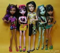 Monster High Dolls Gloom Beach only £2.99!!!  at Play.com Be Quick
