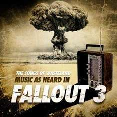 The Songs of Wasteland: Music as heard in Fallout 3 - 6 track EP - £1.49 at Amazon