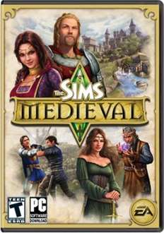 The Sims: Medieval - Limited Edition £12.99 @ Play and Amazon