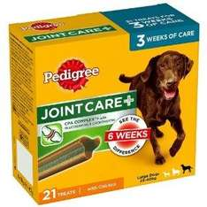 Pedigree Joint Care Plus for Medium Dogs - 4 x 3 weeks for only £12.73 @ Amazon!!