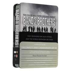 Band of Brothers £13.99 6 disk tin @ Play