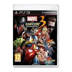 Marvel Vs Capcom 3: Fate Of Two Worlds (PS3/Xbox 360) - £17.99 Delivered @ Amazon UK