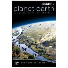 Planet Earth Box Set (5 Discs) (DVD) - £7.99 @ Play
