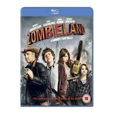 Zombieland (Blu-ray)  - £6.39 (using code) Delivered @ HMV