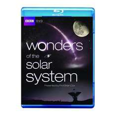 Wonders Of The Solar System (2 Discs) (Blu-ray) - £7.19 Delivered (using code) @ HMV