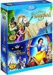 Tangled & Snow White Double Pack (2 Blu-Ray) - £14.39 (using code) @ HMV
