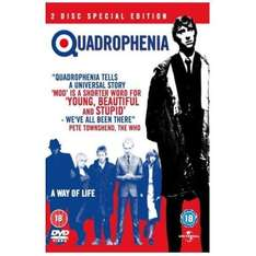 Quadrophenia: Special Edition (2 Discs) DVD only £2.99 delivered @ Play