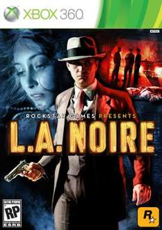 LA Noire (360 or PS3) + 2100 MSPoints - £43.50 @ Tesco