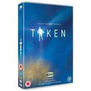 Steven Spielberg, Taken (DVD Box Set) - £7.64 with code at HMV
