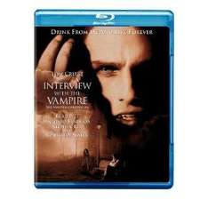 Interview With the Vampire (Blu-Ray) £3.99 @ HMV
