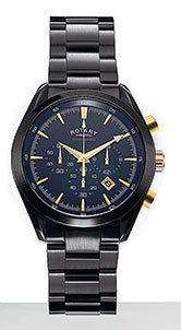 Rotary Men's Chronospeed Gold Detail Bracelet Watch - £47.98 delived @ Argos/Ebay Outlet