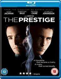 EXPIRED - The Prestige BLU-RAY £6.99/£5.59 (with code) @ HMV