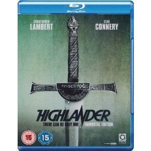 Highlander: Special Edition [Blu-ray] - £4.99 @ Amazon