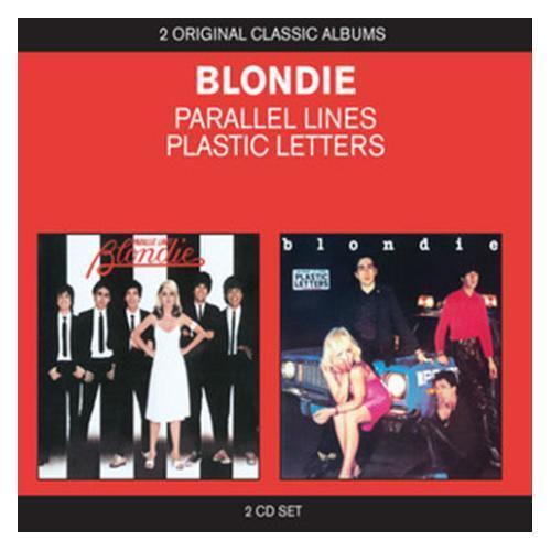Blondie: Parallel Lines / Plastic Letters (2 CD) only £3.59 delivered @ HMV