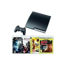 PS3 Slim 120GB With 4 Games (Batman Arkham Asylum, UFC, Saints Row 2 and Assassins Creed) £183.99 (using code W20TWITTER) Delivered @ Bargain Crazy