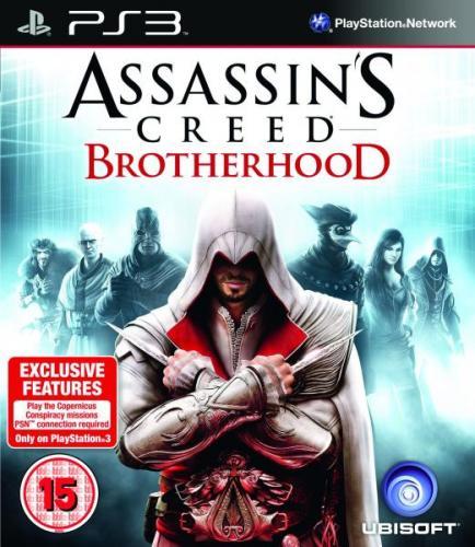 Assassins Creed Brotherhood £14.85 @ Zavvi (PS3 and Xbox 360)