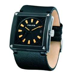 Police Force Men's Watch 12080J With Black Leather Strap £58 was £145 @ Amazon