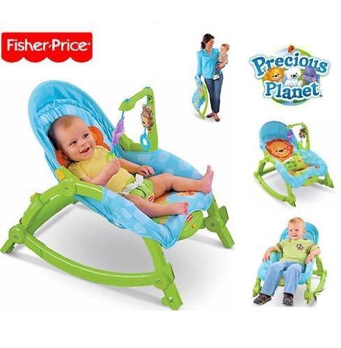 Precious Planet Newborn to Toddler Portable Rocker £42.99 (£60 everywhere else!) @ Argos