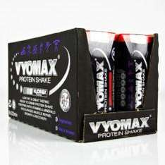 Vyomax Nutrition Ready To Drink Protein For £11.46 @ sksports.co.uk