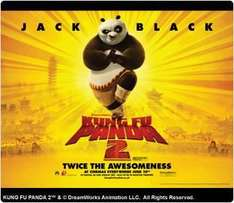 Free Screening of Kung Fu Panda 2 for Sky Movie Customers on 5th June