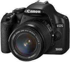 Instore only Currys - Canon EOS 500d + 18-55mm lens £469