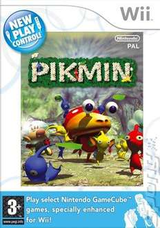Pikmin : New Play Control Nintendo Wii Game £5.00 instore @hmv