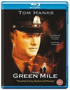 The Green Mile Blu-ray (Region Free) - Only £5.99 delivered @ Amazon