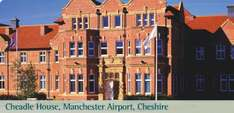 Cheadle House, de Vere near Manchester airport  from £19
