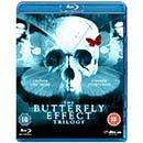 Butterfly Effect Trilogy Bluray - HMV - £7.03 plus Quidco