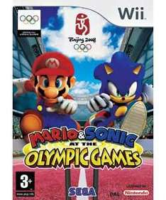Pre-owned Mario and Sonic Olympics @ Argos 2.99!
