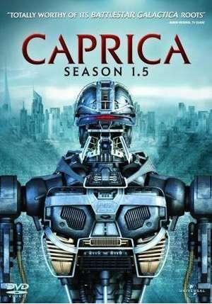 Caprica - Part 2 *Or Season 1.5! DVD set - PRE-ORDER Only £11.99 (Using Code) @ Sainsburys