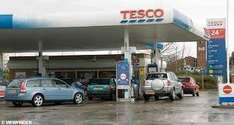 Tesco 5p Off per litre - Try MOMENTUM for the same price as std Unleaded