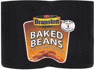 Branston Baked Beans in Tomato Sauce (4x410g) £1 @ Asda Instore Only