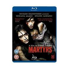 Martyrs - Blu Ray - £5.00 delivered @ Play.com