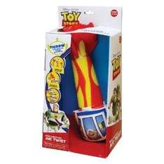 Toy Story Buzz Lightyear Air Twist Flying Toy only £1.99 at Home Bargains