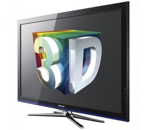 "SAMSUNG PS50C490 50"" HD Ready Plasma 3D Television £529 @ Dixons"