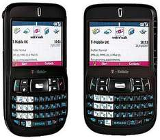 T-mobile Blackberry Tariff - BIS, unlimited Internet, unlimited texts 25 mins - £10 (30 day contract)