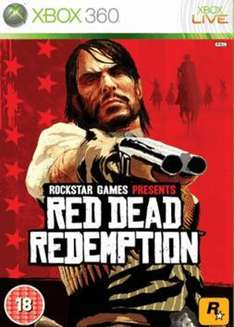 Red Dead Redemption £12.99 (360) (Preowned) @ Gamestation Online