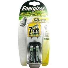 Energizer Rechargeable Audio Charger & 2 Aaa 850mah Batteries. £6.78 inc Delivery @ Chemist Direct
