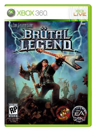 Brutal Legend 7quid at HMV
