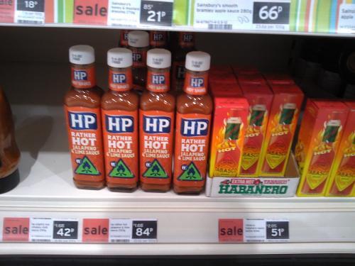 Tabasco Habanero Sauce 60ml was £2.05 now 51p @ Sainsbury