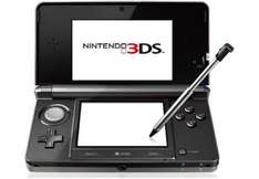 Nintendo 3ds (black) + screen protectors for £150.99 (potentially! requires trade-in) @ amazon